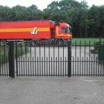 Dubbele poort recht