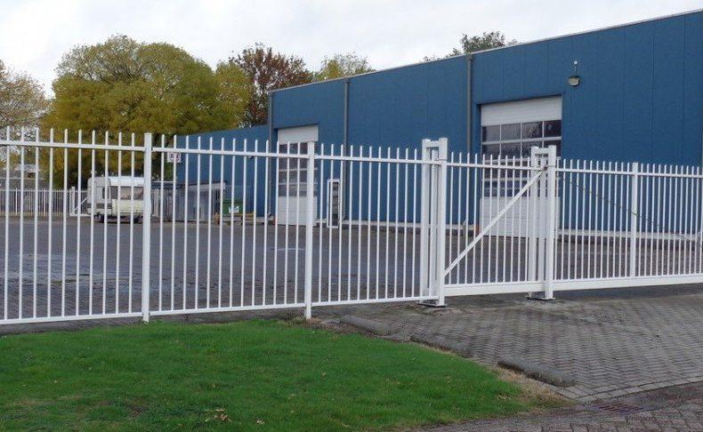 Industriële poort